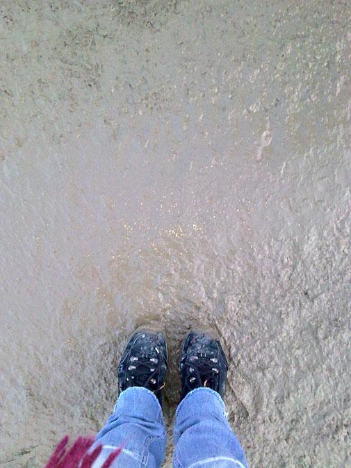 грязь-раз