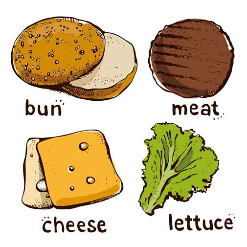 hamburger-color-one
