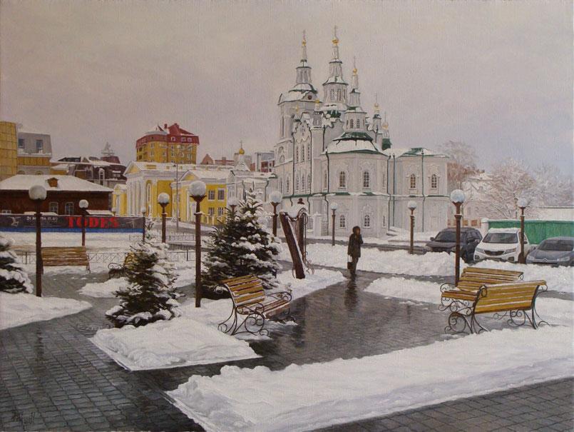 Тюмень.-Спасская-церковь
