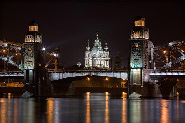 мост Петра опять