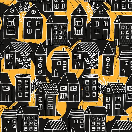 houses-pumpkins