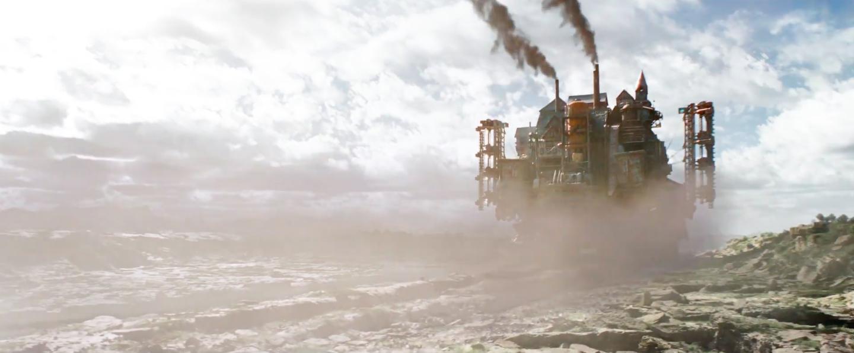 Экранизация романа «Смертные машины» от Питера Джексона: первый трейлер