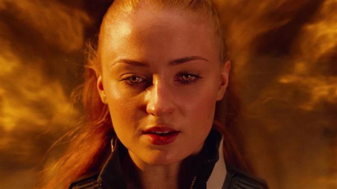 Софи Тернер в фильме «Люди Икс: Темный феникс»