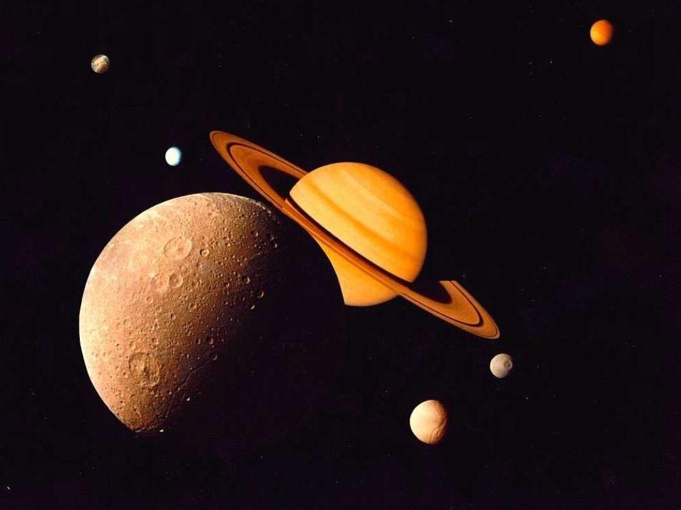 Люди смогут жить в автономных колониях на Титане