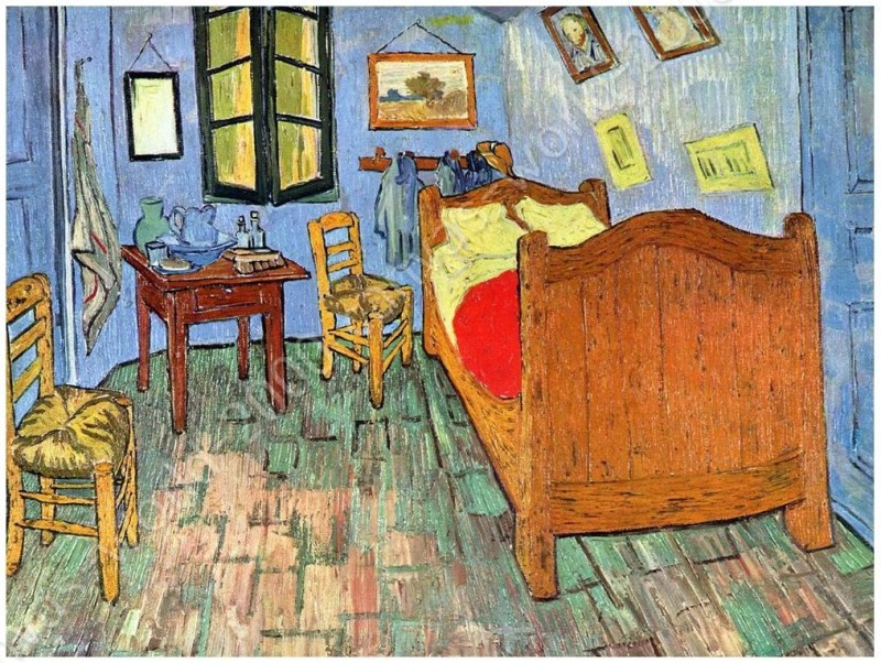 Спальня. Ван Гог