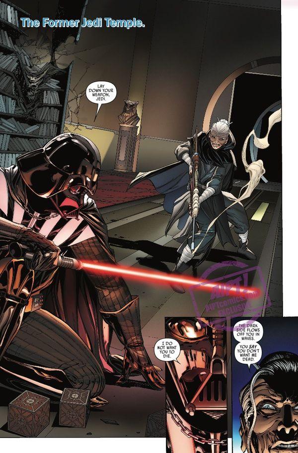 Раскрыта большая тайна Дарта Вейдера во вселенной «Звездных войн»