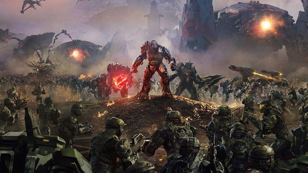 Телеадаптация Halo не за горами