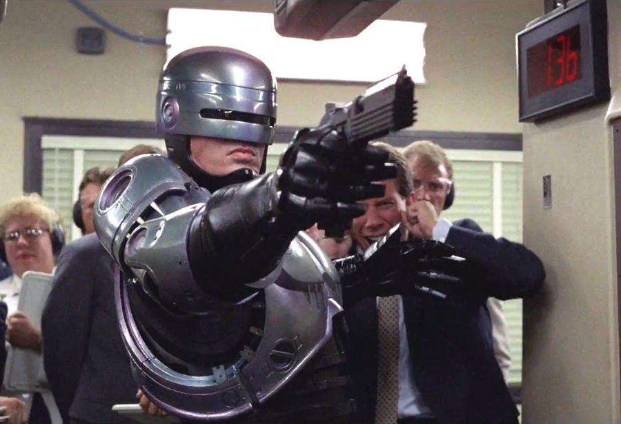Готовится к производству сиквел самого первого фильма франшизы «Робокоп»