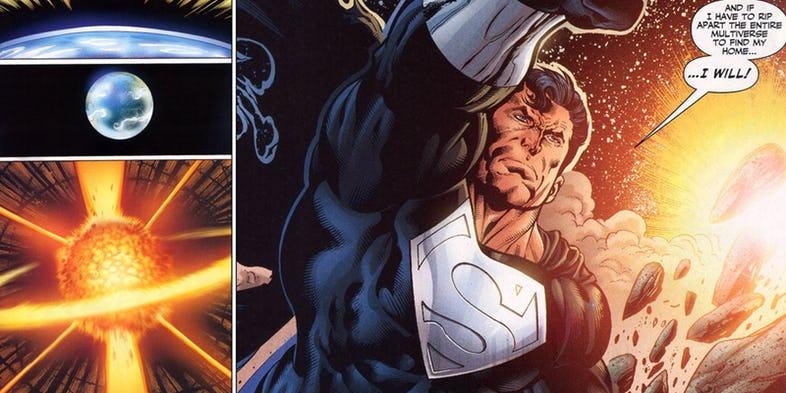 «Флэш» представит злого Супермена? Обнаружена крутая пасхалка