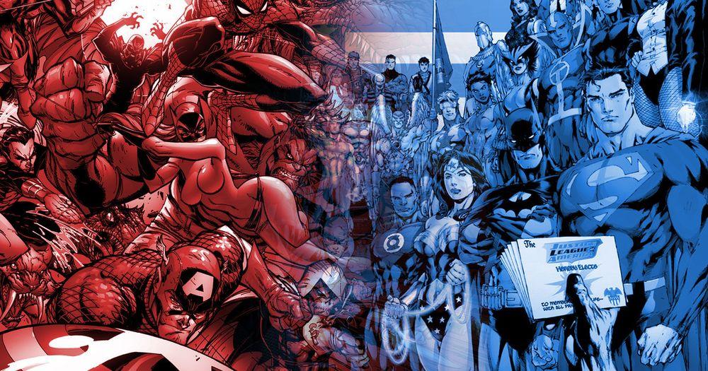 Причина превосходства фильмов Marvel над фильмами DC