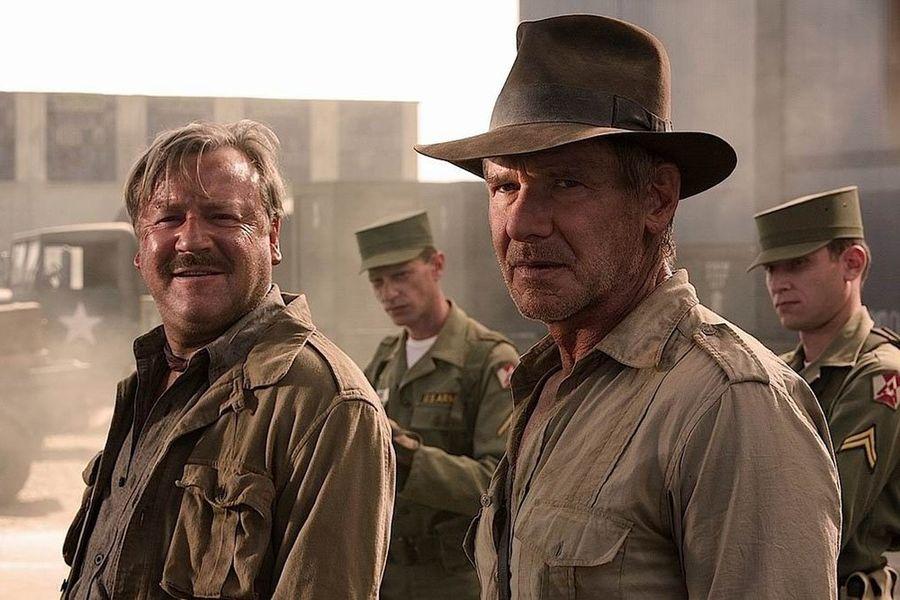 Спилберг и Лукас подтвердили, что снимут еще один фильм про Индиану Джонса