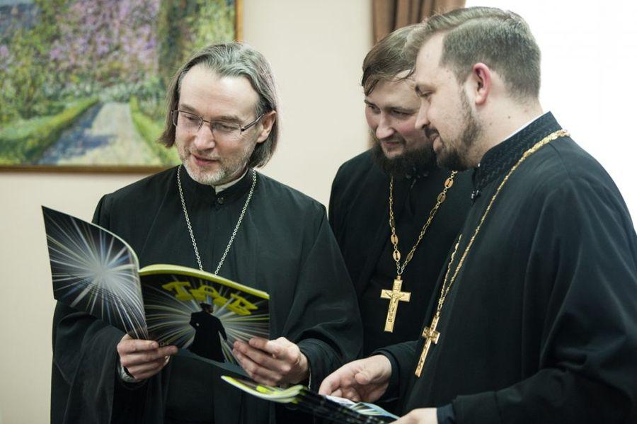 РПЦ выпустила первый православный комикс