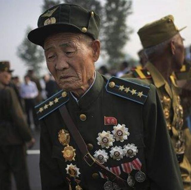 проданное северокорейский маршал фото волка врага
