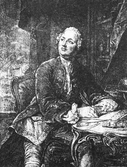 Ломоносов Михаил. 1788 год.