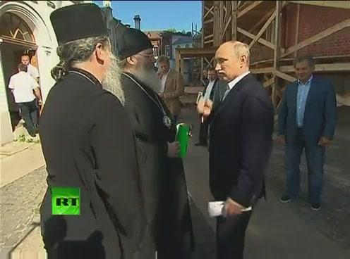 Путин посетил Валаам[(000941)09-47-05]