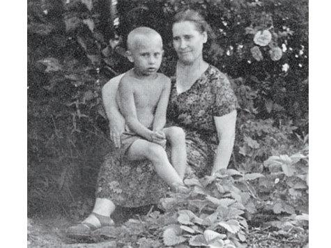 Фото из личного архива Владимира Путина