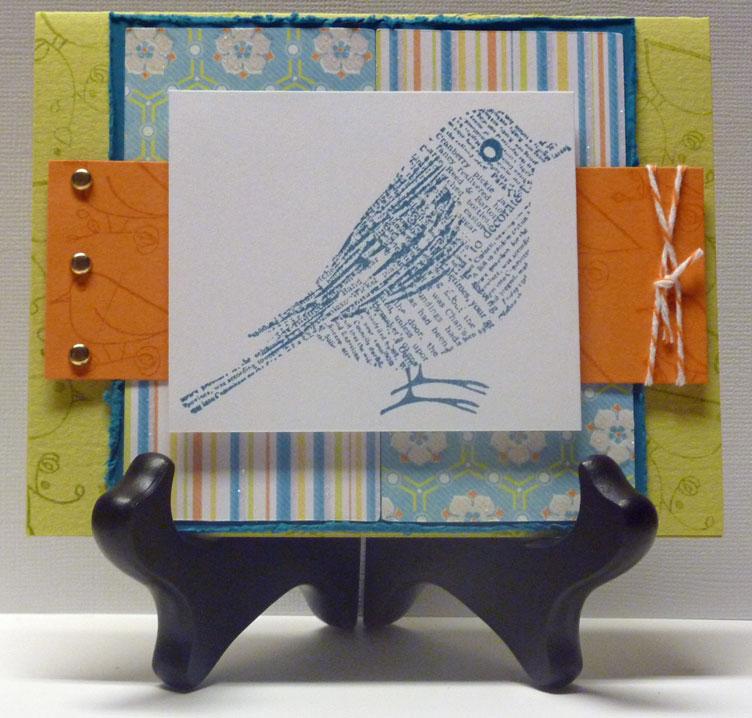 patchwork-bird