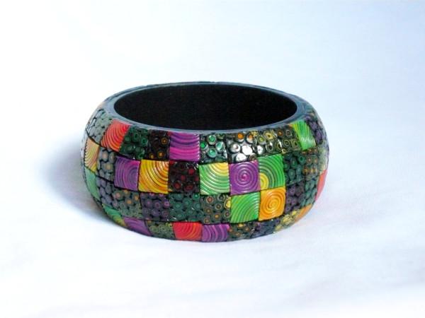 Бижутерия из мозаики своими руками