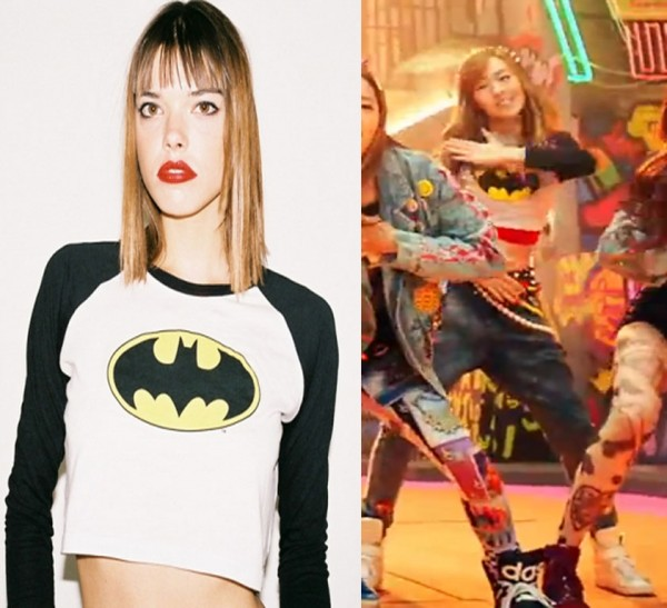 taeyeon-batman-lazy-oaf-shirt