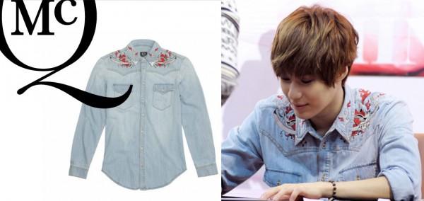 Taemin-Alexander-McQueen-shirt