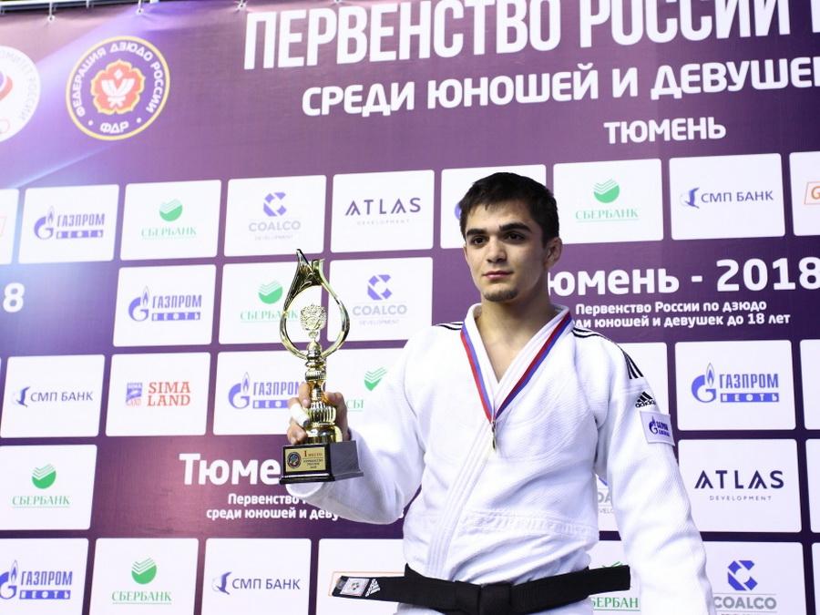 Туапсе дзюдо Нагучев