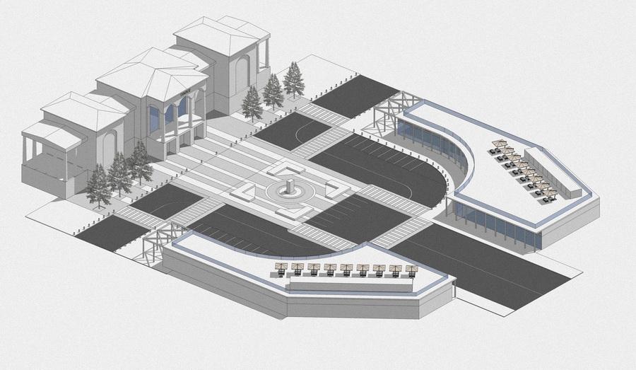 Туапсе вокзал проект РЖД
