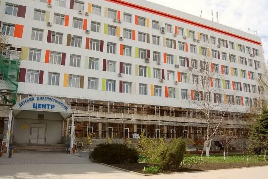 Костенко Краснодар нацпроекты десткая больница Госдума