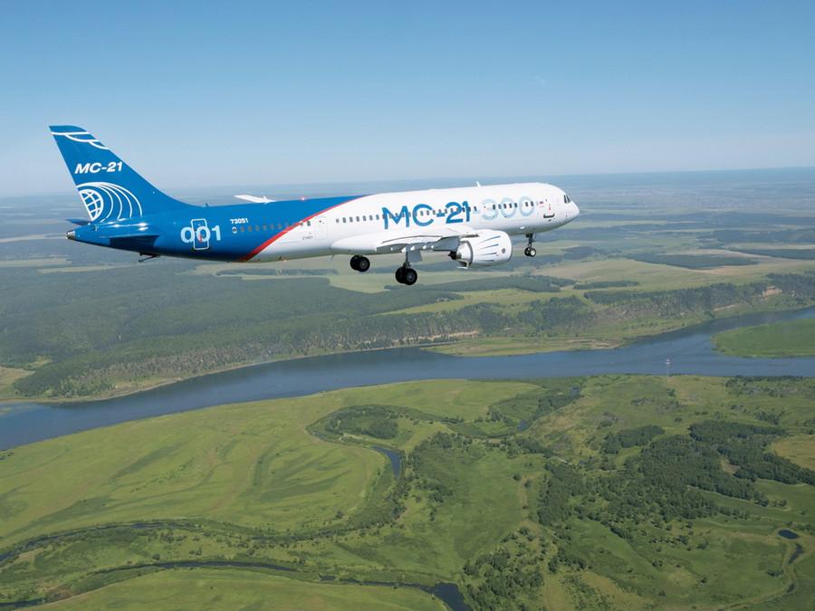 МС-21 Корпорация Иркут авиация