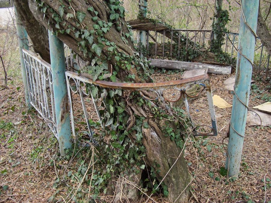 Сонная лощина ограда