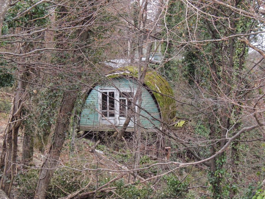 летний домик