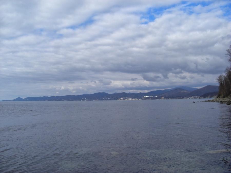 море панорама небуг