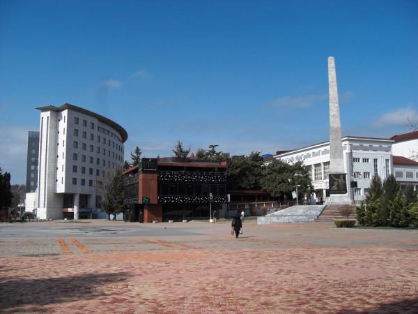 площадь Туапсе