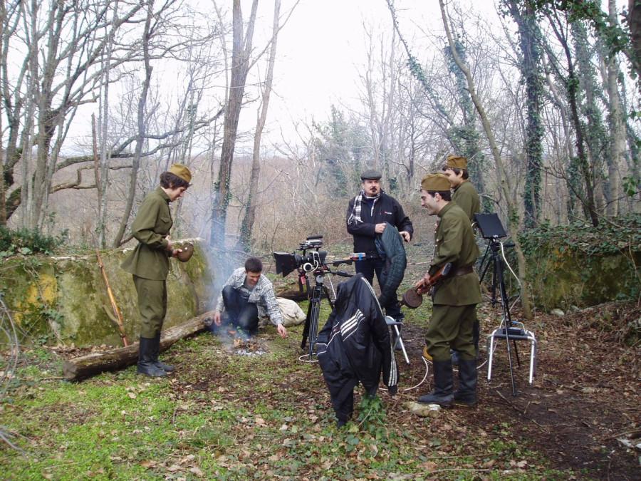 Первый съёмочный день Туапсе