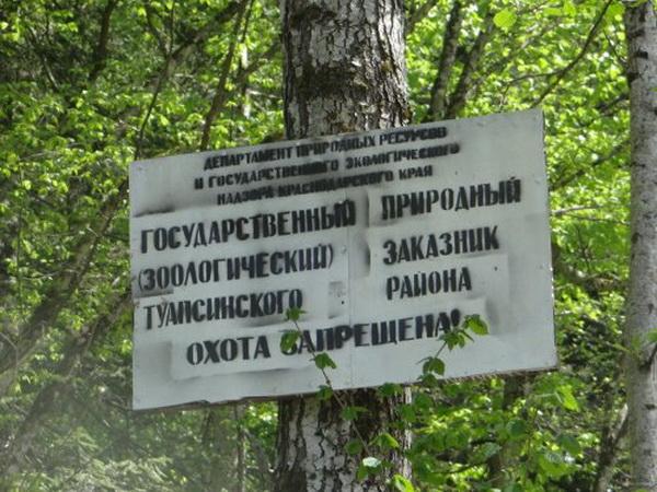 Медовые скалы находятся на территории заказника Туапсинский, однако его статус их никак не охраняет