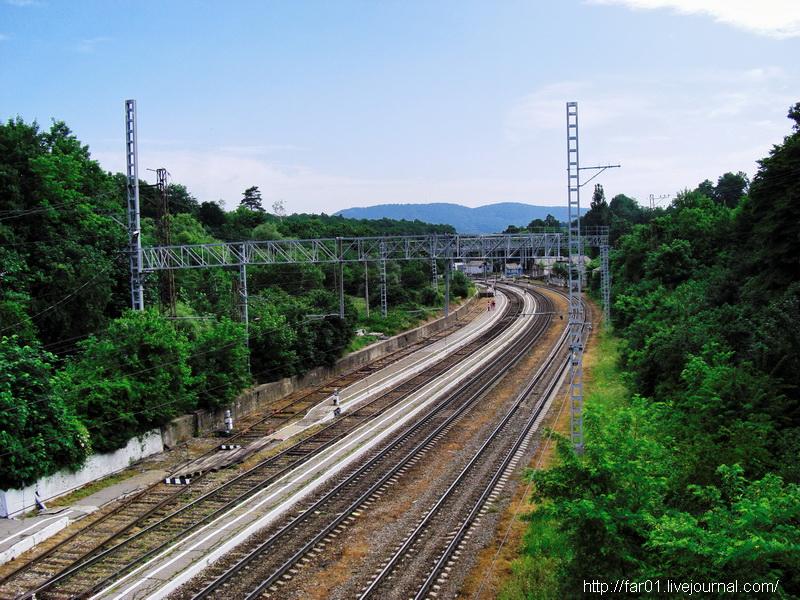 станция Гойтх Туапсе