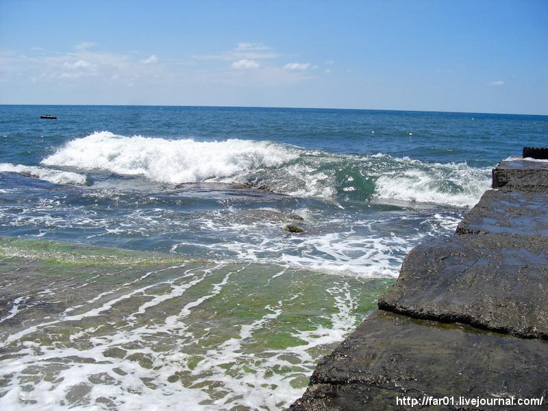 турбаза Туапсе пляж