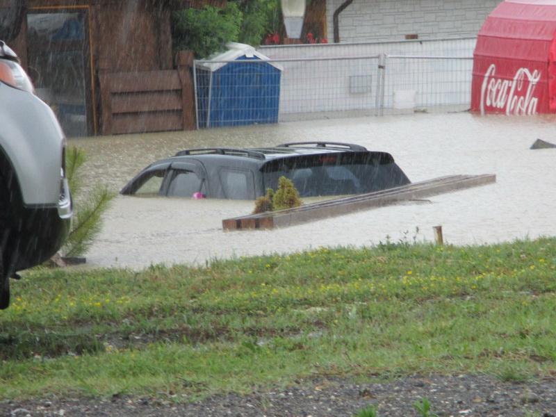 Наводнение Сочи