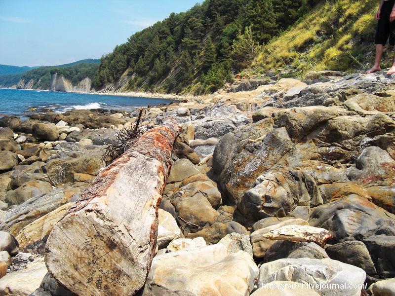 Туапсе турбаза пляж