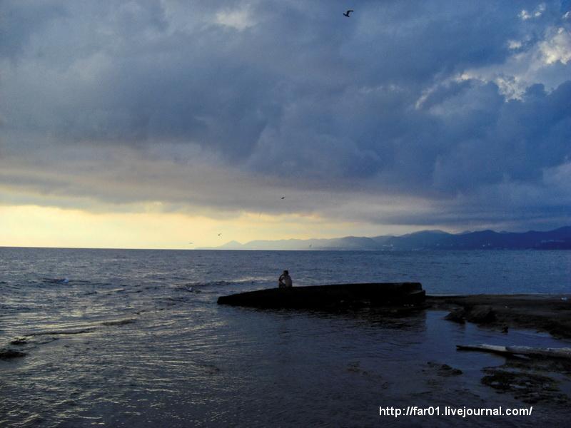Туапсе смерч Черное море