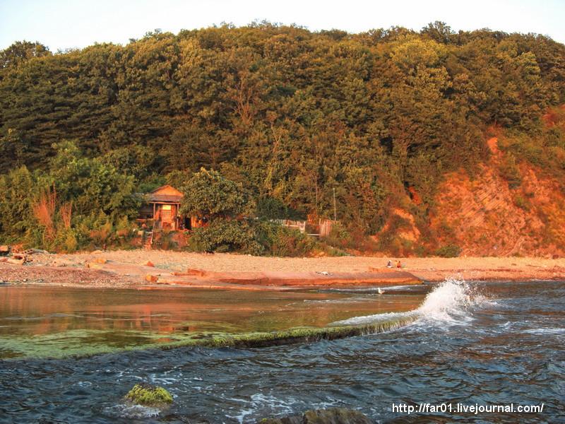 Туапсе турбаза отдых на море