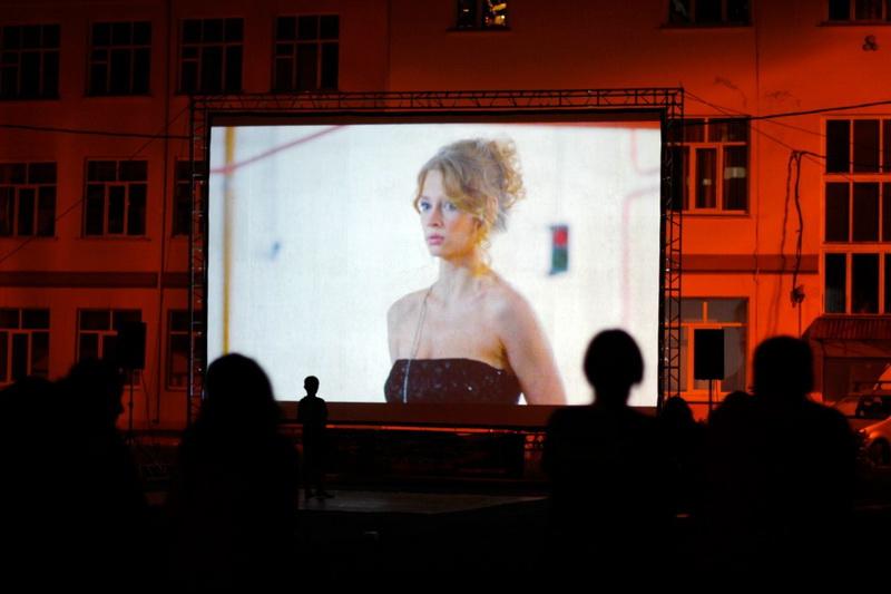 Кино нашего двора Туапсе