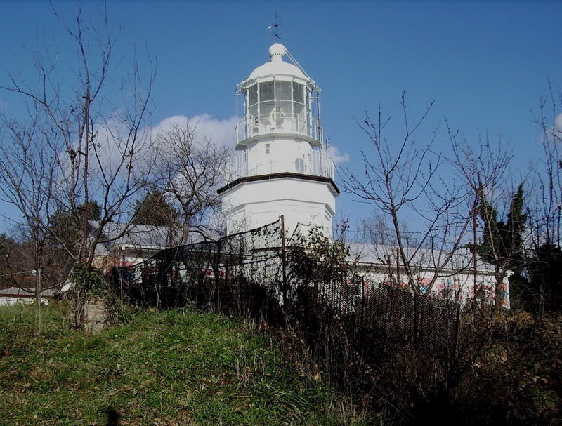 Кодошский маяк Туапсе