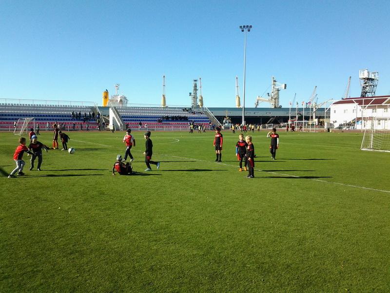 Туапсе футбол Скимен