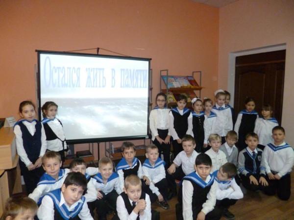 6-й школе Туапсе - 50 лет!