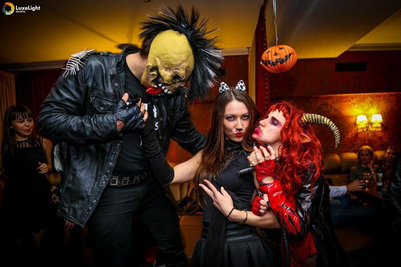Хэллоуин в Туапсе