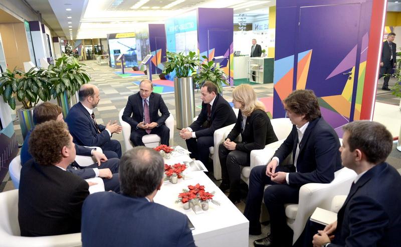 Путин Мамут живой журнал манипуляции