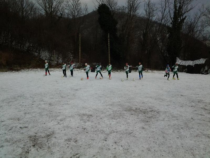 Туапсе женский футбол Скимен