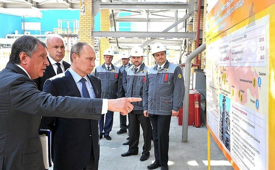Туапсе Роснефть Вотинов причал Фириченко