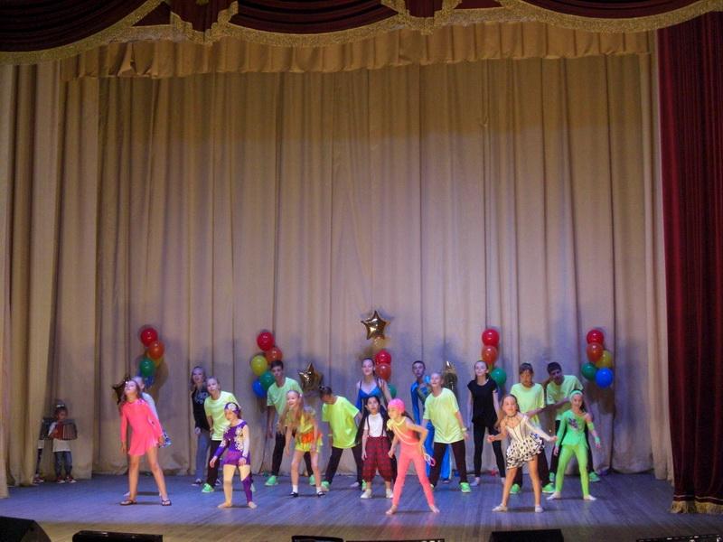 Туапсе Фиеста танцы культура