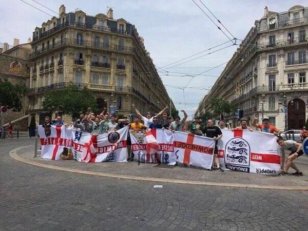 euro2016 футбол Россия Англия
